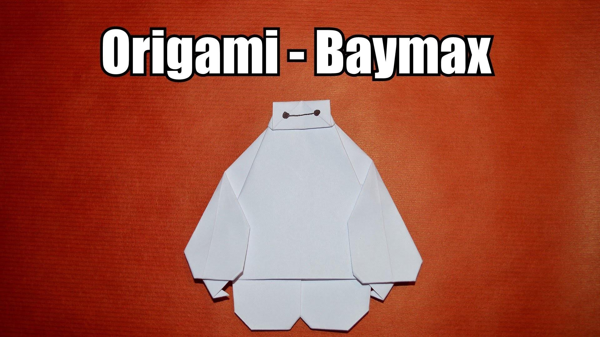 Origami - Baymax