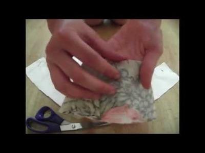 Pasek do spódnicy - szycie spódnicy part I