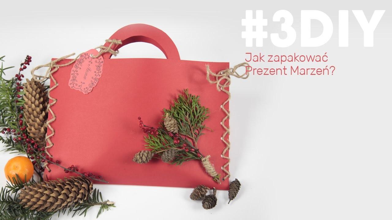 #3 DIY Pakowanie prezentów