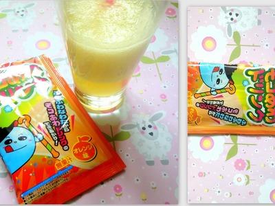 Słodycze Japońskie - Moko Awa Bubble DIY Shake Drink -