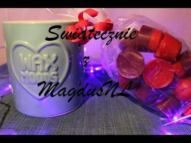 ♡ DIY: swiateczne woski by MagdusNL
