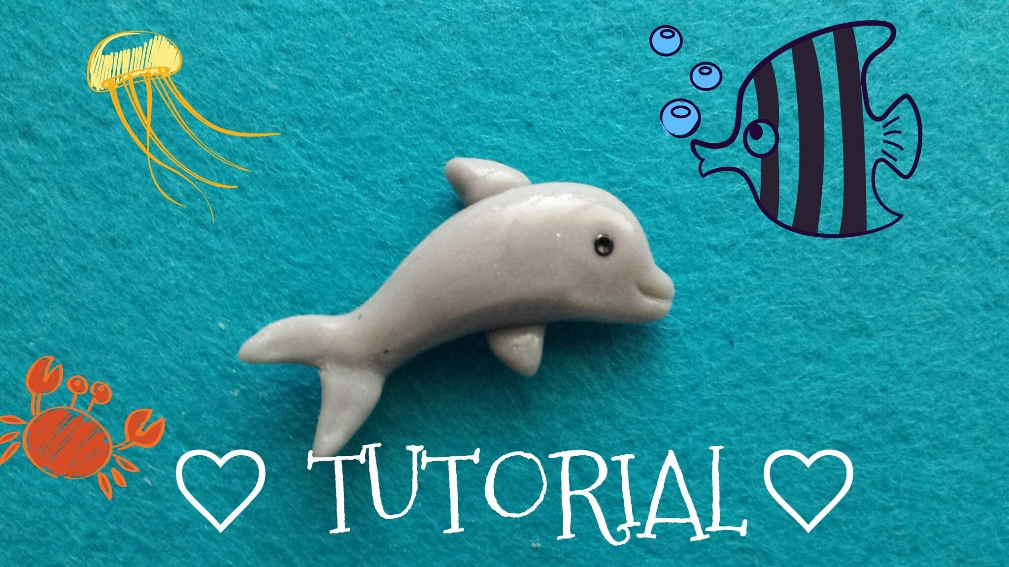 Delfin ❀♡♥TUTORIAL♥♡❀