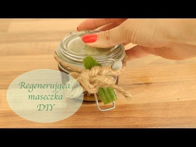Jak zrobić domową maseczkę ogórkową - kosmetyki DIY