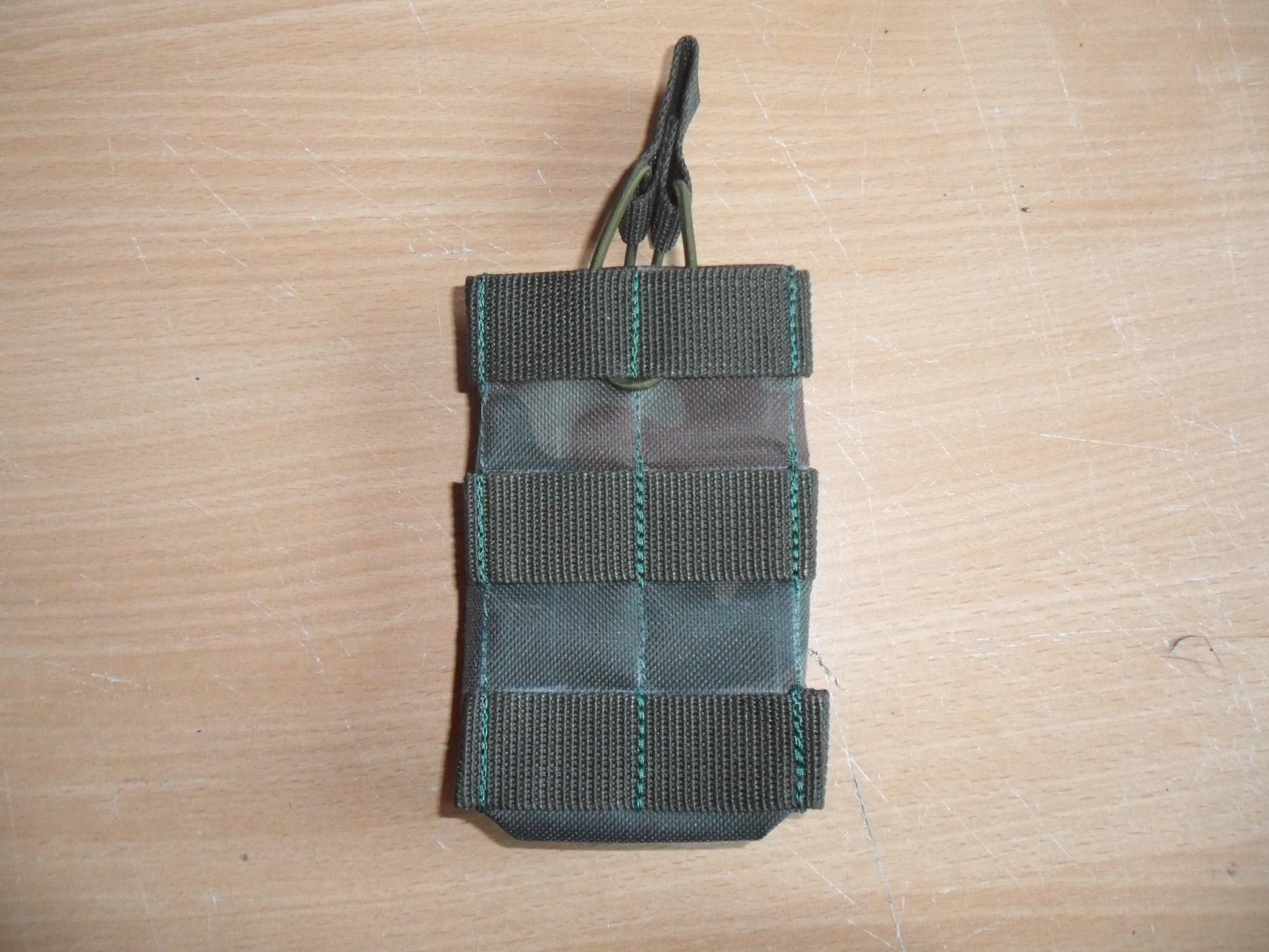 ŁADOWNICA SHINGLE M4 zrób to sam. DIY Shingle Mag Pouch single homemade