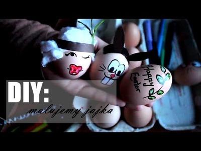 DIY: Malujemy jajka na Wielkanoc