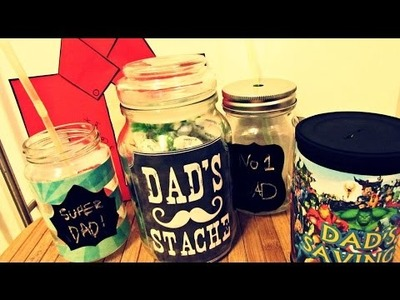 DIY prezenty na dzien Ojca | Prezenty dla taty | Zrob to sam | suzannemaire