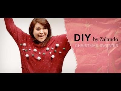 DIY Sweter świąteczny | Zalando