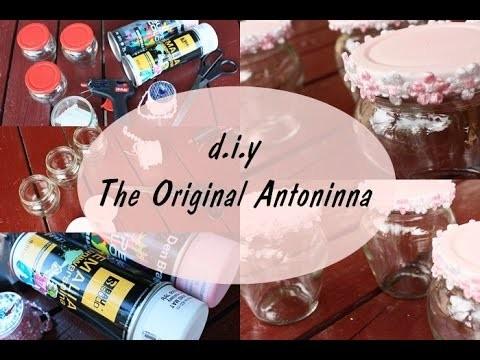 DIY   Jar  Room Decor!  Cute & Affordable  anna-koper.blogspot.com