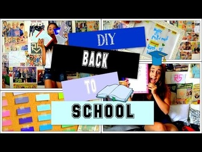 DIY po polsku #1Zeszyty, Plan lekcji, To do list 2015[Back to school] | Asiaaa