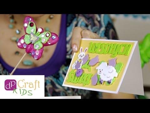 Ozdoby Wielkanocne DIY - dpCraft Kids