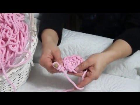DIY, jak zrobić dywan ze sznurka
