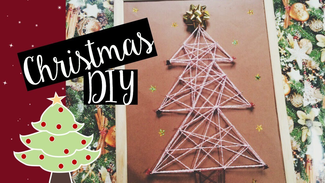 CHRISTMAS DIY || FAST&EASY!
