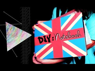 Back to school: DIY Notebook