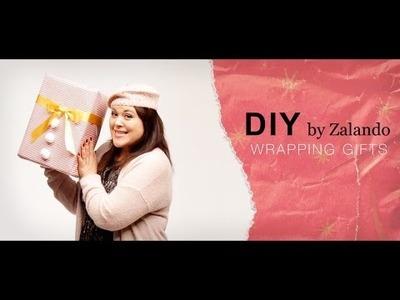 DIY Jak zapakować prezent? | Zalando