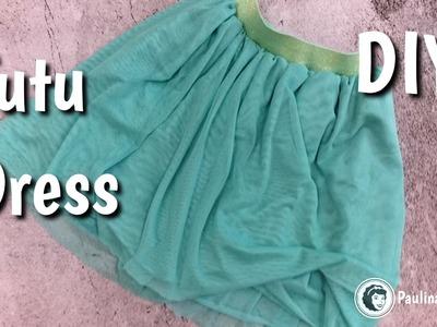 Jak uszyć spódnicę tutu | Tutu Dress DIY