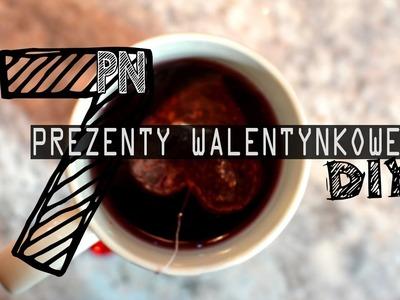 7 pomysłów na.  prezenty walentynkowe DIY || 7 valentine day gift ideas