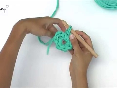 Bobbiny - kółko. chain circular