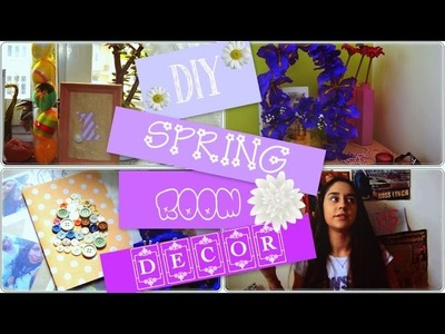 DIY po polsku #10 | Wiosenne dekoracje | Spring Room Decor | Yoasia