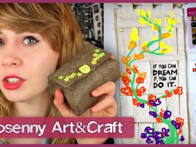 DIY Wiosenny Art&Craft || Olsikowa