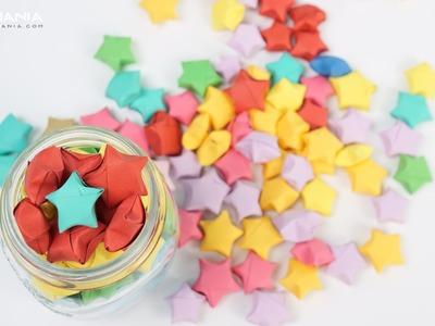 Mini Gwiazdki Origami