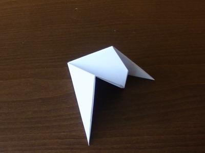 Pukawka z papieru - Origami #5 (Paper popper)