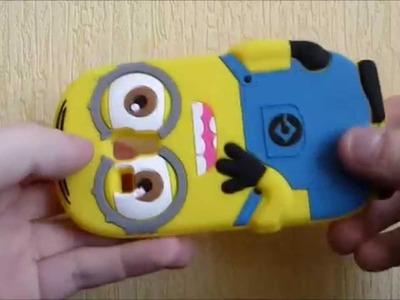 Zakupy u Chińczyka #12 - obudowa do telefonu Minionki