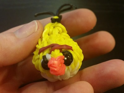 Angry bird- żółty