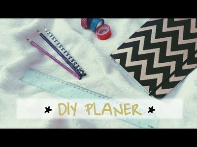 BACK2SCHOOL - diy kalendarz