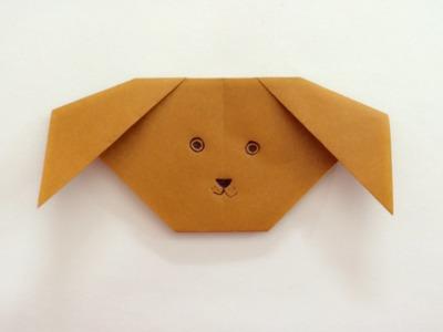 Pies z papieru origami krok po kroku po polsku