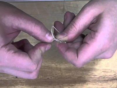 Wire wrapping tutorial - dodawanie łańcuszka
