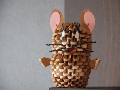 #12 Jerry - origami modułowe