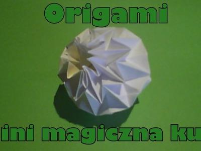 Origami - Mini magiczna kula