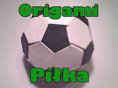 Origami - Piłka
