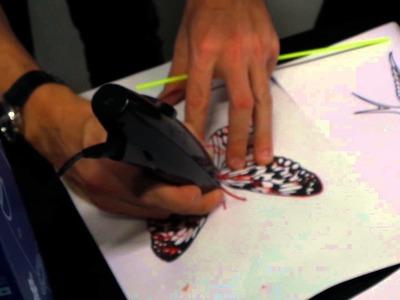 3Doodler - ręczna drukarka 3D za 99 dolarów - GadzetomaniaTV