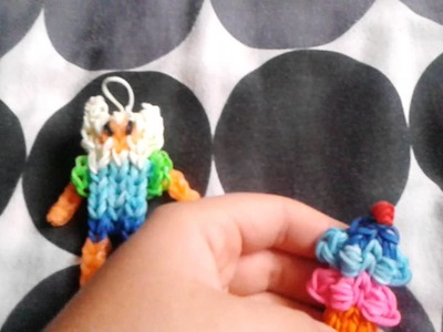 Charms update #13 - Rainbow Loom Charms