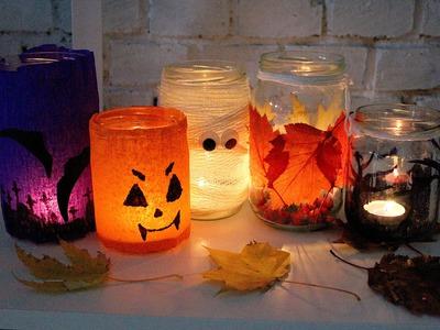Jesienne lampiony, Halloween DIY