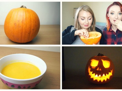 Dynia i jej pożyteczne zastosowanie - nie tylko w Halloween!  - [ DermoTV ]