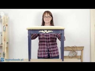DIY: Jak odnowić stare krzesło drewniane? Renowacja krok po kroku