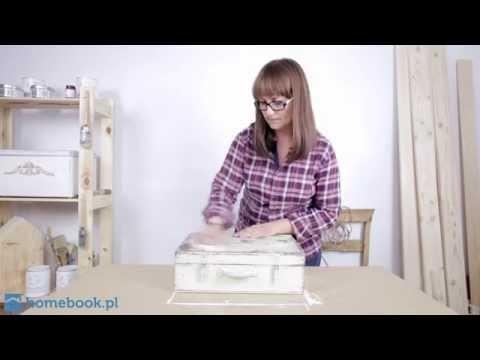 DIY: Metamorfoza starej walizki
