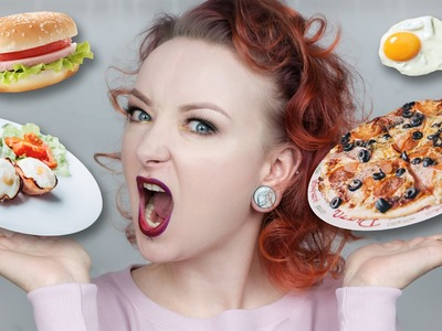 Foodbook: moje zdrowe wege menu na cały dzień! ♡ Red Lipstick Monster ♡