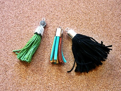 Poradnik jak zrobić chwosty w stylu BOHO ★ TUTORIAL DIY ★ [#9] Kurs tworzenia biżuterii od podstaw