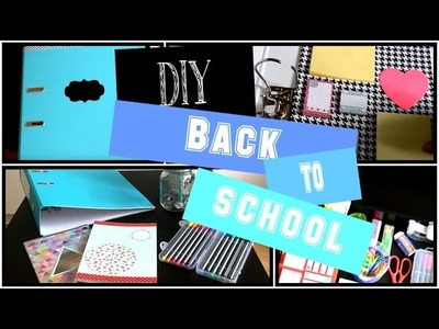 DIY po polsku #11 | Back to school | 2016 | Yoasia