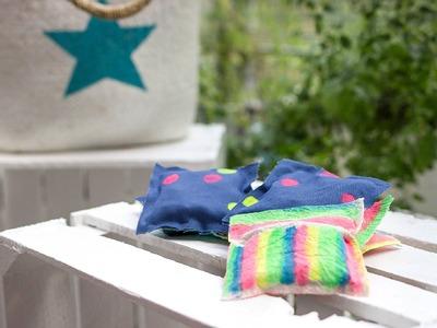 DIY woreczki sensoryczne do zabawy - nie tylko dla dzieci