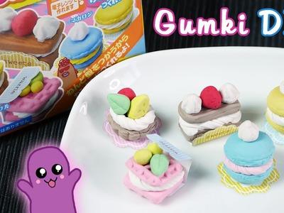 Gumki DIY makaroniki i gofry - JAPANA składam #8