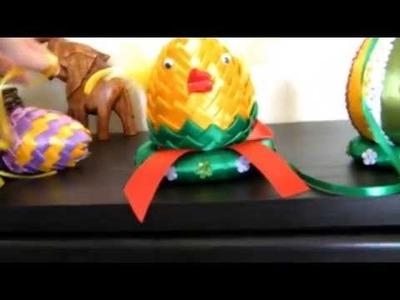 Jajka wielkanocne.egg hand made