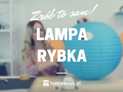 Jak zrobić lampę do pokoju dziecięcego? #DIY #LAMPA RYBKA #IKEA