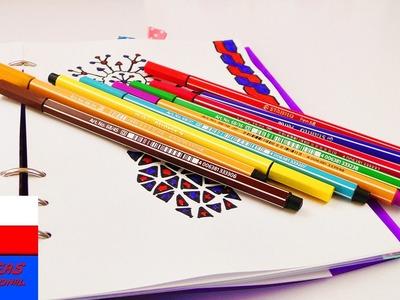 3 nowe obrazki do notesu | świetne pomysły na przyozdobienie kalendarza bądź zeszytu