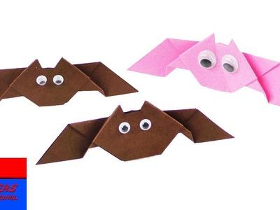 Nietoperze z origami | prosty pomysł | tutorial