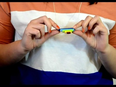 DIY Kolorowa biżuteria z kredek. DIY Colourful crayons jewelry