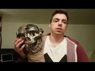 DIY. corvo mask dishonored part 2